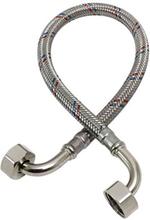 Gelia 3006220762 Anslutningsslang vinkel/vinkel, DN8 G15x1200 mm