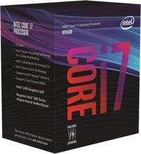 Core i7-8700 Coffee Lake CPU - 6 kärnor 3,2 GHz - LGA1151 - Boxed