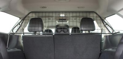 Fiat Sedici Hundgaller-Skyddsgaller