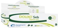 Duoxo Seb Spot-on Pipetter med droppar, 25x2ml
