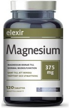Elexir Elexir Pharma Magnesiumtillskott 120 tab