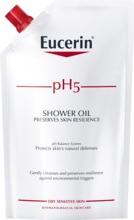 Eucerin pH5 Shower Oil Refill Parfymerad 400 ml