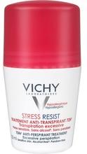 Vichy DEODORANT Antiperspirant Roll-on 72h 50 ml - Antiperspirant Mot Kraftig Svettning