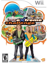 Family Trainer: Extreme Challenge - Game only - Nintendo Wii - Sport