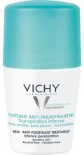 Vichy DEODORANT Antiperspirant Roll-on 48h 50 ml - Mild Antiperspirant Utan Alkohol