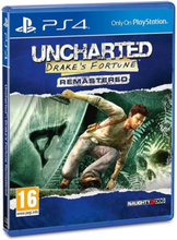 Uncharted: Drake's Fortune Remastered - Sony PlayStation 4 - Action/Adventure