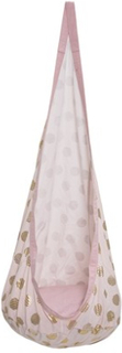 Bloomingville Hengestol Rosa Bomull 60x150cm