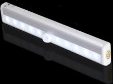 Vaatekaapin lamppu LED liiketunnistin