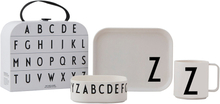 Design Letters - Classics In A Suitcase, Z