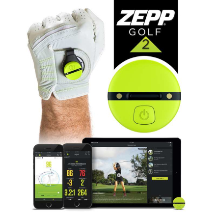 ZEPP 2 Golf Swing Analyser