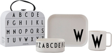 Design Letters - Classics In A Suitcase, W