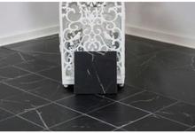 Nero Marquina Mat klinke 15x15 cm