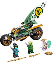 71745 Ninjago Lloyds djungelmotorcykel