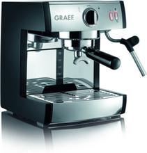 Graef Pivalla Espressomaskin - Aluminium