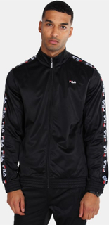 Fila Men Tape Track Jakke Black