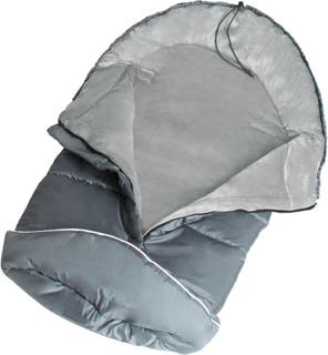 tectake TecTake Åkpåse med termofoder grå