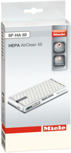 Miele HEPA SF HA 50 AirClean filter. 10 stk. på lager