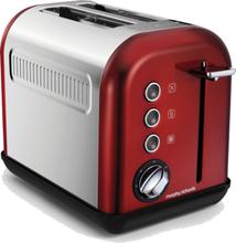Morphy Richards Accents 2-slice Red. 1 stk. på lager