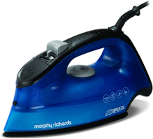Morphy Richards Breeze Blå. 10 stk. på lager