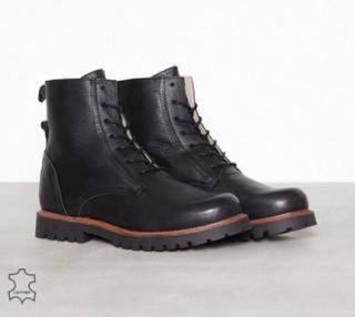 Shoe The Bear Polar Boot Boots Svart