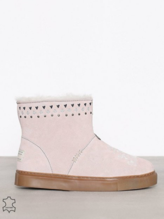 Flat - Shell Odd Molly Suedey Low Boot