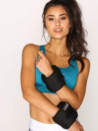 Casall Wrist Weights 2 x 2 Kg Svart