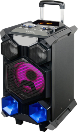IBIZA Light & Sound Ibiza transportabel stand-alone lyd system, 350W