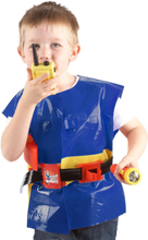 Fireman Sam - Utility Belt with Jacket & accessories
