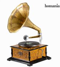 grammofon Fyrkantig - Old Style Samling by Homania