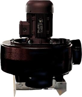 Utsugsfläkt 1,1 kW - 400V (3-fas)