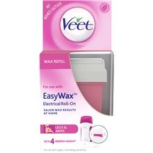 Veet Easy Wax - Legs/Arms Electrical RollOn Refill 1 set