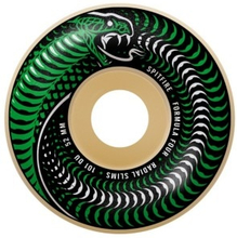 Spitfire Formula Four 101D 53mn Radial Slims Speed Kills Reg Wheels uni Uni