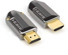 HDMI High Speed Cable Gold Plated Connector HDMI 2.0 Connector DIY HD Cable Connector Computer TV Plug