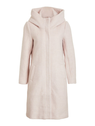 OBJECT COLLECTORS ITEM Wool Coat Women Pink