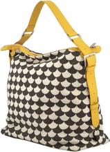Littlephant, Messenger Bag Waves Black/Grey