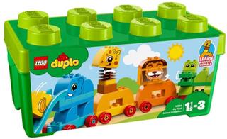 Mitt första djur Klosslåda, LEGO DUPLO My First (10863)