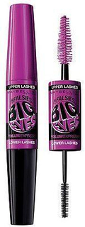Maybelline Mascara Big Eyes - Black 9 ml