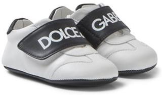Dolce & Gabbana Barnskor Spännband Vit/Svart 17 (UK 1)