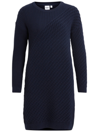 OBJECT COLLECTORS ITEM Knitted Dress Women Blue