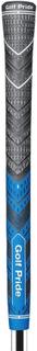 Golf Pride New Decade MultiCompound MCC Plus4 Midsize Blue Golf Grips