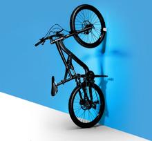 CClug MTB Plus Cykelhållare 70-81mm, Världens minsta cykelhållare!