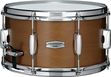 "Tama Soundworks 13x7"" Matte Brown Kapur Snare Drum"