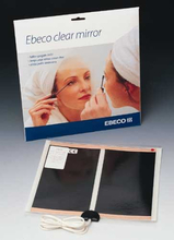 Ebeco Värmefolie Clear Mirror (25W) 274x574 mm