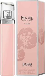Kjøp Boss Ma Vie Florale EdP, 75ml Hugo Boss Parfyme Fri frakt
