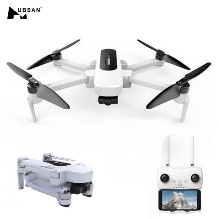 Original Hubsan H117S Zino GPS 5.8G 1KM FPV RC Drone Quadcopter With 4K UHD Camera 3-Axis Gimbal UAV- RTF Panoramic Filming
