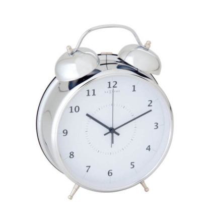 NEXTIME - Wake Up Alarmklocka, 23 cm