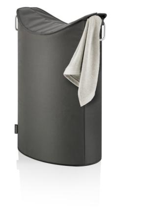 BLOMUS Frisco tvättkorg - Antracit