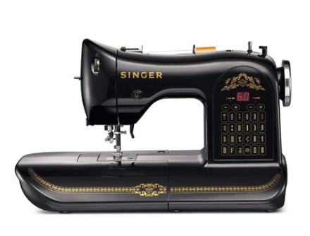 Singer 160TH Black Edition. 5 stk. på lager