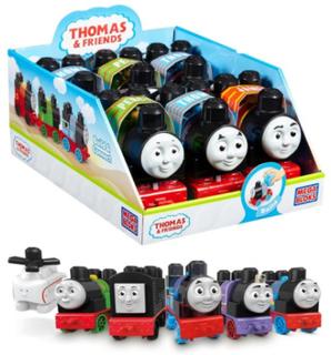 Thomas Toget megabloks figurer