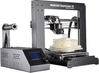 3D skrivare Wanhao i3 V2.1